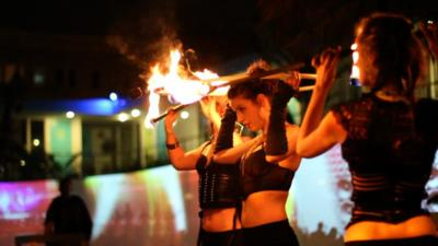 CIRCOSPHERE | Berkeley, CA | Circus Act | Photo #11