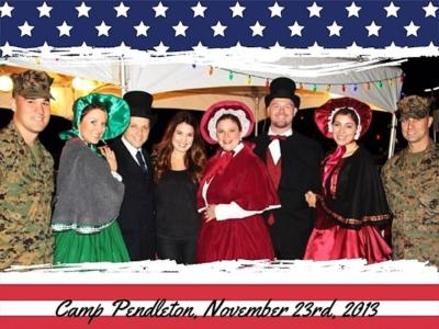 The Fireside Carolers | Mission Viejo, CA | Christmas Carolers | Photo #8