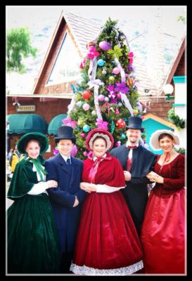 The Fireside Carolers | Mission Viejo, CA | Christmas Carolers | Photo #4