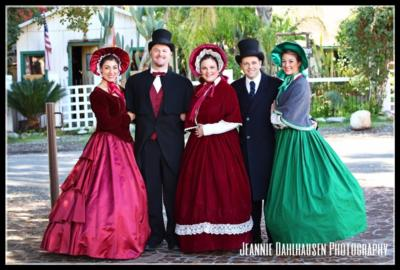 The Fireside Carolers | Mission Viejo, CA | Christmas Carolers | Photo #9