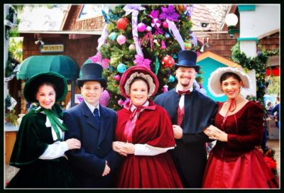 The Fireside Carolers | Mission Viejo, CA | Christmas Carolers | Photo #1