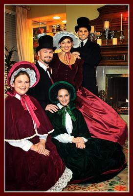 The Fireside Carolers | Mission Viejo, CA | Christmas Carolers | Photo #3