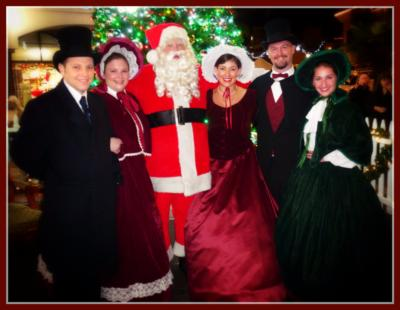 The Fireside Carolers | Mission Viejo, CA | Christmas Carolers | Photo #2