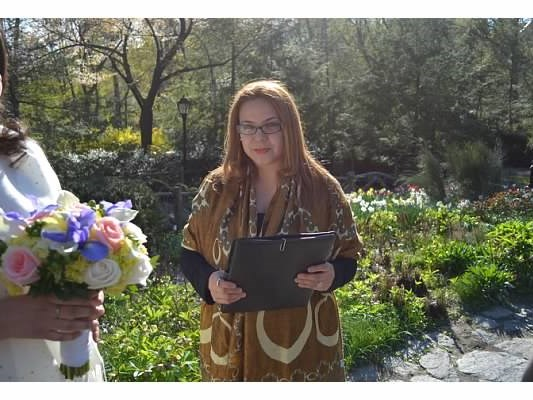 A Ceremony To Remember - Wedding Officiant - Brooklyn, NY