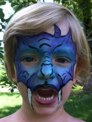 The Painted Lady Face Art | Traverse City, MI | Face Painting | Photo #7
