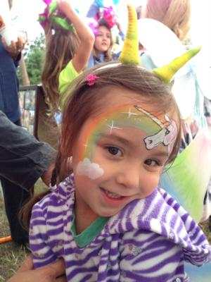 The Painted Lady Face Art | Traverse City, MI | Face Painting | Photo #5