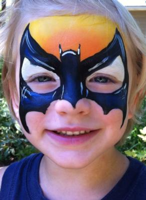 The Painted Lady Face Art | Traverse City, MI | Face Painting | Photo #8