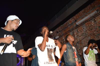Yung Pharoahs  | Petersburg, VA | R&B Band | Photo #1