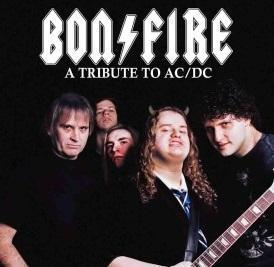 Bonfire -AC/DC Tribute Band! | Louisville, KY | 80s Band | Photo #1