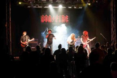Bonfire -AC/DC Tribute Band! | Louisville, KY | 80s Band | Photo #2