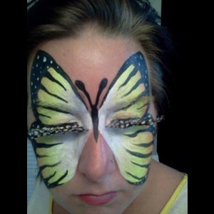 Doodle Faces - Face Painter - Conover, NC