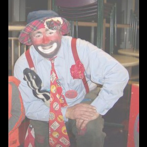 Peebles Clown | Lucky the Clown