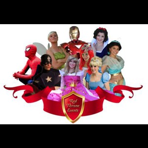 Red Throne Events - Costumed Character - Valley Center, CA