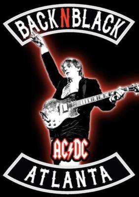 Back N Black | Atlanta, GA | AC/DC Tribute Band | Photo #1
