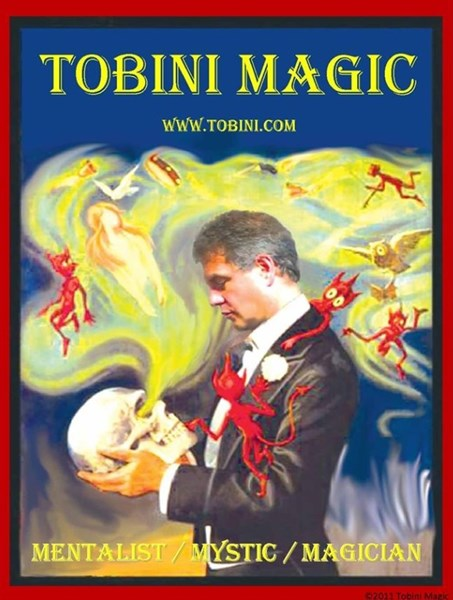 Tobini Magic - Comedy Magician - Harrisonburg, VA