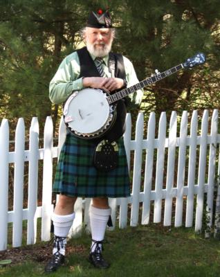 Jeff Herbster | Portland, ME | Bagpipes | Photo #3