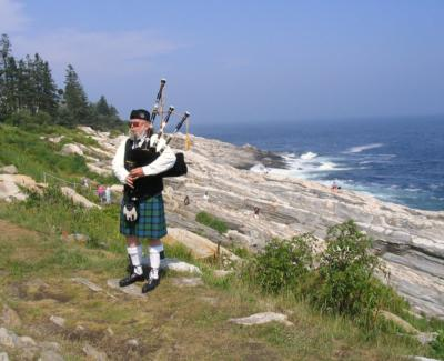 Jeff Herbster | Portland, ME | Bagpipes | Photo #4