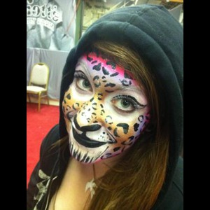Makin Faces - Face Painter - Huntington Beach, CA