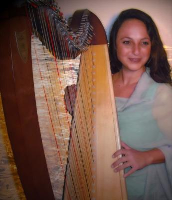 Harp Music for All Occasions | Burnaby, BC | Harp | Photo #2