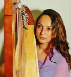 Harp Music for All Occasions | Burnaby, BC | Harp | Photo #1