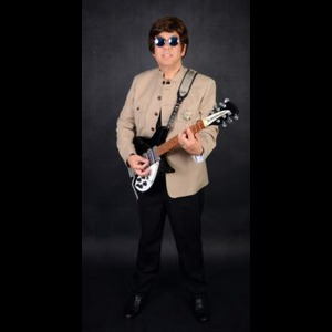 John Lennon Beatles Impersonator Shawn Hughes - Beatles Tribute Band - Union City, CA