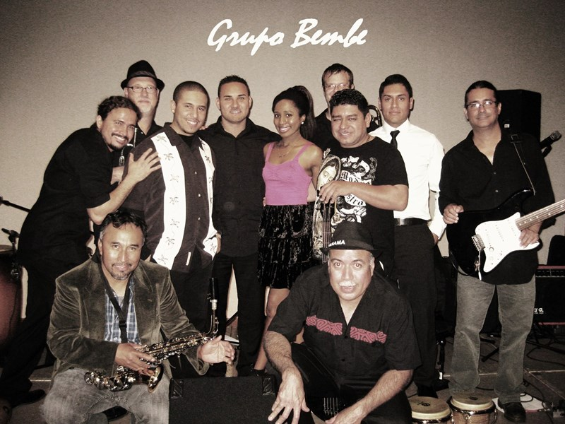 Grupo Bembé - Latin Band - Indianapolis, IN