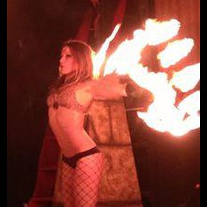 Ariane  - Fire Dancer - Santa Monica, CA
