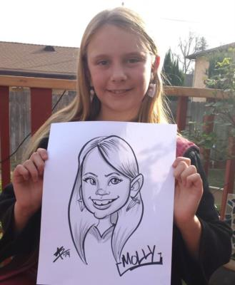 Toon Upz | Los Angeles, CA | Caricaturist | Photo #5