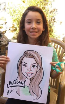 Toon Upz | Los Angeles, CA | Caricaturist | Photo #2
