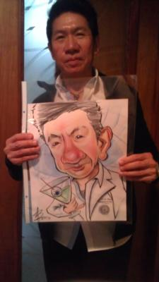 Toon Upz | Los Angeles, CA | Caricaturist | Photo #3