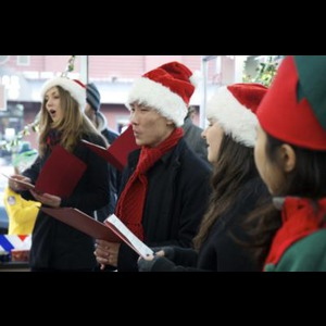 SFU Choir - Christmas Caroler - Burnaby, BC