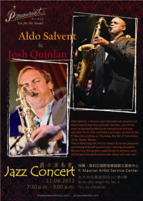 Aldo Salvent Jazz Quartet | Miami, FL | Jazz Quartet | Photo #4