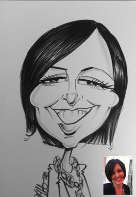Caricatures by Steph | Des Moines, IA | Caricaturist | Photo #2