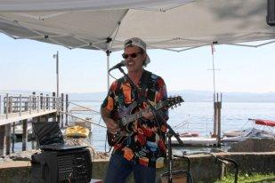 "James Blain ""The One Man Virtual Band"" 