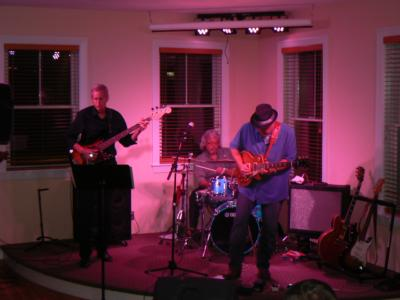 Breakwater Blues | Portsmouth, NH | Jazz Trio | Photo #8