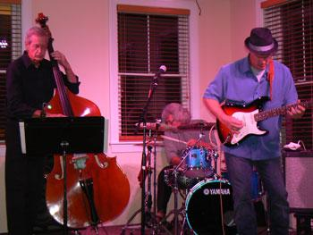 Breakwater Blues | Portsmouth, NH | Jazz Trio | Photo #4