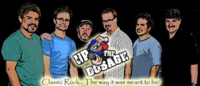 Up The Dosage Band | Montvale, NJ | Classic Rock Band | Photo #1