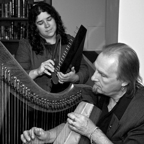 The Harper and The Minstrel - Celtic Duo - Boston, MA