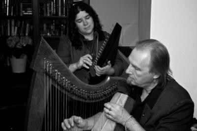 The Harper and The Minstrel | Boston, MA | Chamber Music Duo | Photo #9