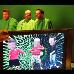 Boston Boogie Heads - Green Screen Rental - Taunton, MA