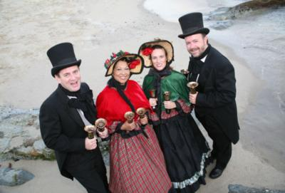 Carolers Inc. | Los Angeles, CA | Christmas Carolers | Photo #1