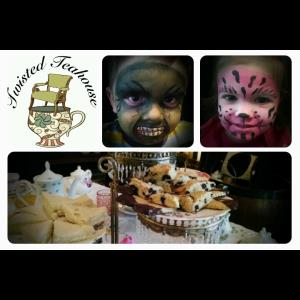 Twisted Teahouse - Face Painter - Savage, MD