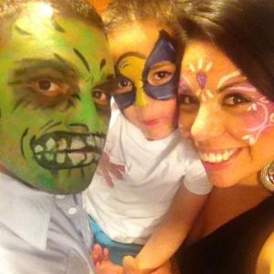 Knoxville, TN Face Painter | Imagination Jubilation!