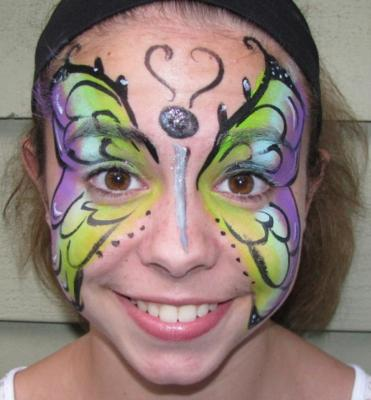 Imagination Jubilation! | Indianapolis, IN | Face Painting | Photo #2