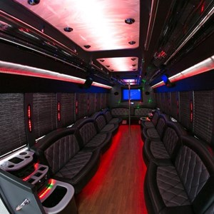Allentown Party Bus | Philly Limo Rentals