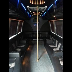 Edison Party Bus | Philly Limo Rentals