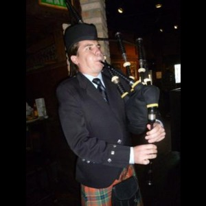 Chula Vista Bagpiper | Ross Naismith