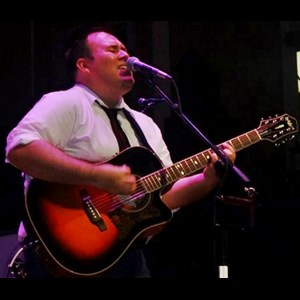 George West 70s Band | Alex De Hoyos (Solo Acoustic)