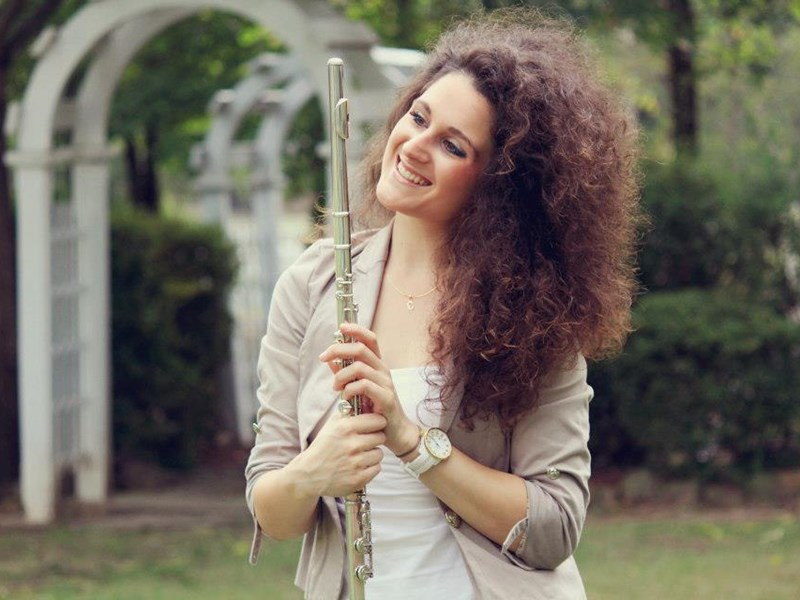 SIMONA - Classical Flutist - New York City, NY