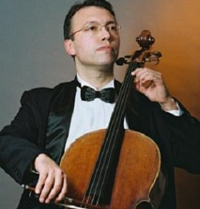 Kalin Ivanov - Cellist - Brooklyn, NY
